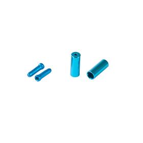 Cube RFR PRO Universal Endkappen Set blue